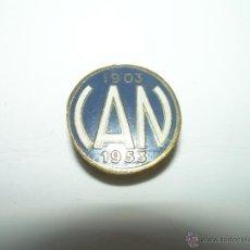 Pins de colección: ANTIGUA INSIGNIA....CAN ...1903 - 1953. Lote 40261789