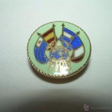 Pins de colección: ANTIGUA INSIGNIA ESMALTADA.. Lote 40261884