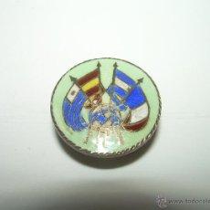 Pins de colección: ANTIGUA INSIGNIA ESMALTADA.. Lote 40262006