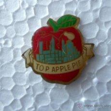 Pins de colección: PIN : TOP APPLE PIE. Lote 40370801