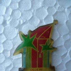 Pins de colección: PIN : LILLE 92 - S.O.S. DUBROVNIK. Lote 40377899