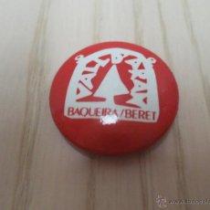 Pins de colección: PIN SKI BAQUEIRA BERET. Lote 41865759