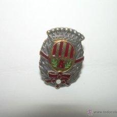 Pins de colección: ANTIGUA INSIGNIA......DE PLATA. Lote 40666854