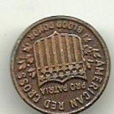 Pins de colección: (P-1)PIN AMERICAN RED CROSS PRO PATRIA. Lote 40990489