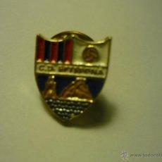 Pins de colección: PIN FUTBOL CD ESTEPONA. Lote 41054306