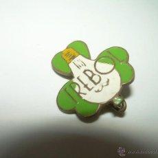 Pins de colección: ANTIGUA INSIGNIA...........TREBOL. Lote 41541071