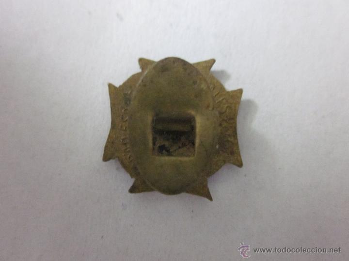 Pins de colección: INSIGNIA LABORA POR TU PATRIA ESPAÑA - (V-421) - Foto 2 - 41579127