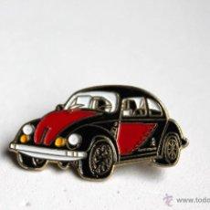 Pins de colección: PIN DE COCHES - VOLKSWAGEN ESCARABAJO, BEETLE. Lote 41713185