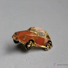 Pins de colección: PIN DE COCHES - VOLKSWAGEN ESCARABAJO, BEETLE . Lote 41713292