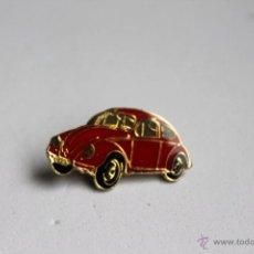 Pins de colección: PIN DE COCHES - VOLKSWAGEN ESCARABAJO, BEETLE. Lote 41713320