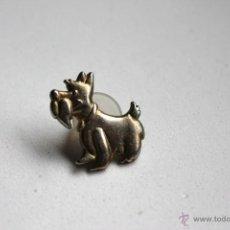 Pins de colección: PIN - WALT DISNEY - PERRO PLATEADO. Lote 41722402