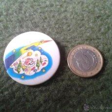 Pins de colección: ANTIGUA CHAPA CHAPITA (NO PIN) AÑOS 80 PUBLICHAP DIBUJOS ESCASA. Lote 41902925