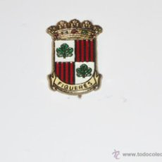 Pins de coleção: PIN HERALDICO DE FIGUERES (GERONA). Lote 85770666