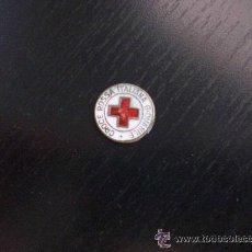 Pins de colección: EMBLEMA CROCE ROSSA ITALIANA GIOVANILE .CRUZ ROJA ITALIANA, JUVENTUD . SIN ENGANCHE .. Lote 43170044