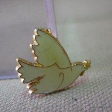 Pins de colección: PIN O INSIGNIA, ESMALTADO, PALOMA DE LA PAZ. Lote 43370461