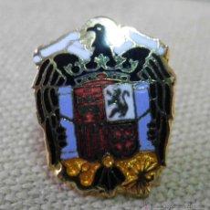 Pins de colección: ANTIGUO PIN O INSIGNIA, ESMALTADO, ESCUDO ESPAÑA, AGUILA. Lote 43372793