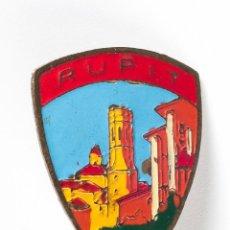 Pins de colección: INSIGNIA DE METAL DE RUPIT. Lote 43392935