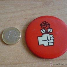 Pins de colección: CHAPA - PIN POLITICO PSOE. Lote 43456696