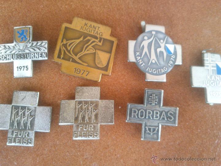 Pins de colección: ANTIGUOS PINS EN METAL - Foto 2 - 43575272