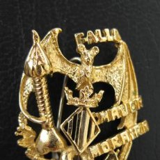 Collection pins - INSIGNIA ANTIGUA FALLA NAZARET MAYOR MORAIRA AÑOS 60 70 PINS FALLAS - 43666599