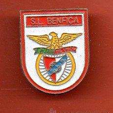 Pins de colección: . PINS FUTBOL CLUB BENFICA . Lote 44030033
