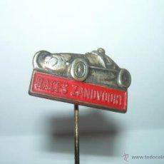 Pins de colección: ANTIGUA INSIGNIA.......RACES ZANDVOORT.. Lote 44086261