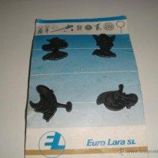 Pins de colección: DIVERTIDOS PINS SIN ESTRENAR. Lote 44662896