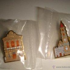 Pins de colección: PINS EDIFICIOS. Lote 44663050