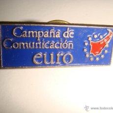 Pins de colección: PIN EURO. Lote 44720093