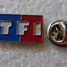 Pins de colección: PIN DE RADIO TELEVISIÓN. TF1. FRANCIA. Lote 44751706