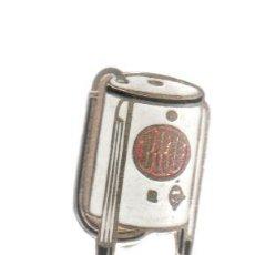 Pins de colección: PIN INSIGNIA SOLAPA LAVADORAS BRU PROPAGANDA LAVADORA. Lote 44834817