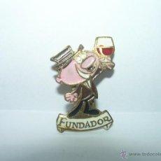 Pins de colección: ANTIGUA INSIGNIA.....FUNDADOR. Lote 45168890