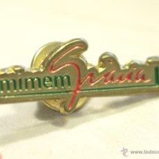 Pins de colección: PIN MIMEM GRÀCIA. Lote 45221285