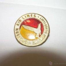Pins de colección: ANTIGUA INSIGNIA....EASTERN AIR LINES. Lote 45948699
