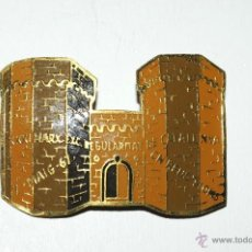 Pins de colección: INSIGNIA DE AGUJA IMPERDIBLE XXXI MARX. EXC. REGULARITAT DE CATALUNYA AÑO 1967. Lote 46172988