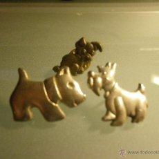 Pins de colección: 5 PINS PERROS (VER FOTO ADICIONAL). Lote 46241574