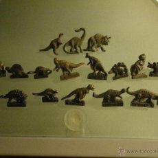 Pins de colección: 18 DINOSAURIOS DE LA COLECCIÓN DIARIO DE MALLORCA. Lote 46354220