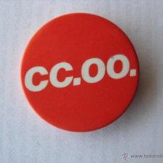Pins de colección: CHAPA/CHAPAS PIN/PINS CC.OO. (ANTIGUA). Lote 46411049