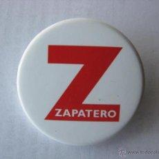 Pins de colección: CHAPA/CHAPAS PIN/PINS. Z. ZAPATERO.. Lote 46418678