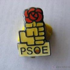Pins de colección: PIN/PINS PARTIDO SOCIALISTA OBRERO ESPAÑOL PSOE. (ANTIGUO). Lote 46431516