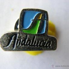 Pins de colección: PIN/PINS ANDALUCIA. Lote 46431883
