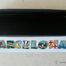 Pins de coleção: PIN DE BARCELONA EN ESTUCHE. Lote 46675716