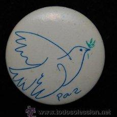 Pins de colección: PINS PALOMA DE LA PAZ. Lote 46726702