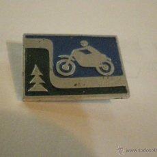 Collection pins - INSIGNIA DE AGUJA. MOTOCICLISMO - 46897282
