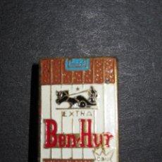 Pins de colección: PIN DE AGUJA BEN-HUR.TABACO.CIGARRILLOS.. Lote 47010017