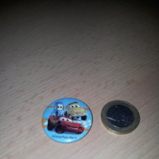 Pins de colección: PIN COLECCION CHAPITA CARS. Lote 47270094