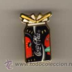 Pins de colección: PIN - COCA COLA. Lote 47422043