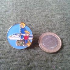 Pins de colección: BONITO Y ESCASO PIN FRANCIA FRANCE JVS TREN A IDENTIFICAR TENGO MAS PINS VER LOTES. PARA COLECCION. Lote 47472533