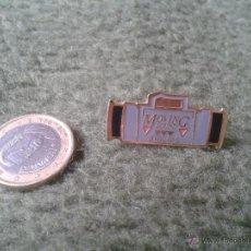 Pins de colección: BONITO Y ESCASO PIN FRANCIA FRANCE MOVING SOUND PHILIPS TENGO MAS PINS VER LOTES ESCASO. Lote 47472823