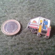 Pins de colección: BONITO Y ESCASO PIN FRANCIA FRANCE THIRIET CAMION TENGO MAS PINS VER LOTES ESCASO. PARA COLECCION. Lote 47472995